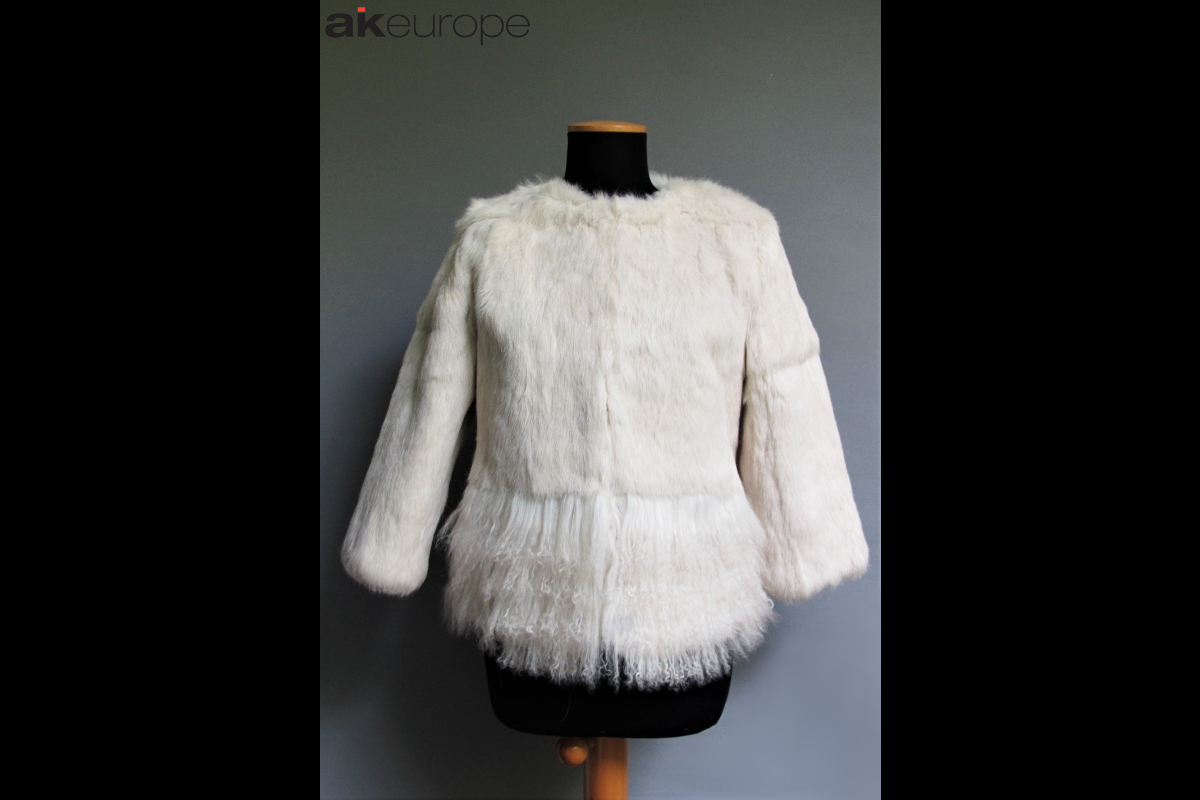AK EUROPE WOMAN JACKET FUR BULK PRODUCTION-PROTOTIPIA