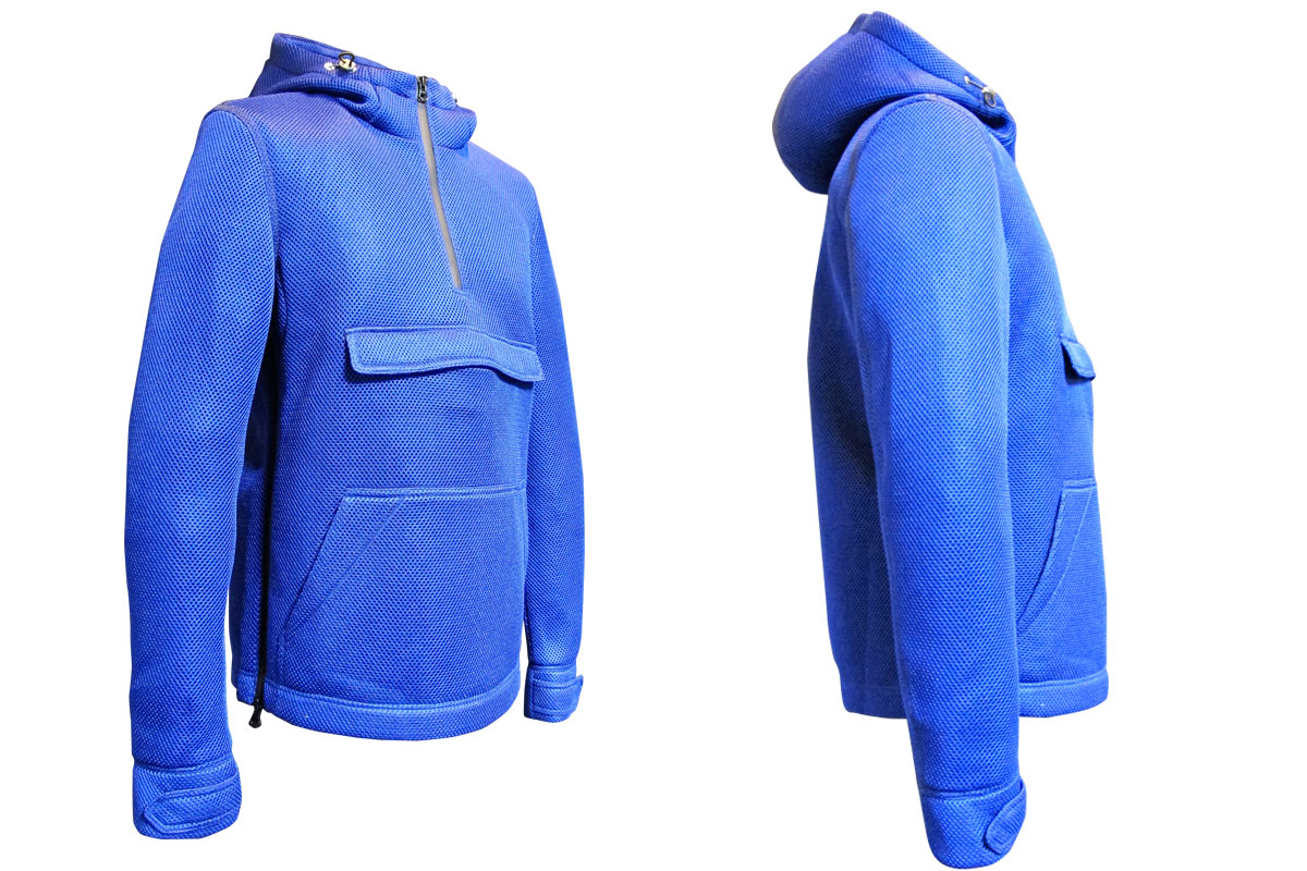 Spring man jacket with breathable fabric AK EUROPE