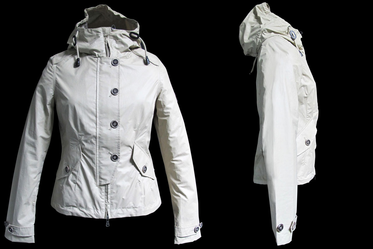 Spring woman jacket AK EUROPE