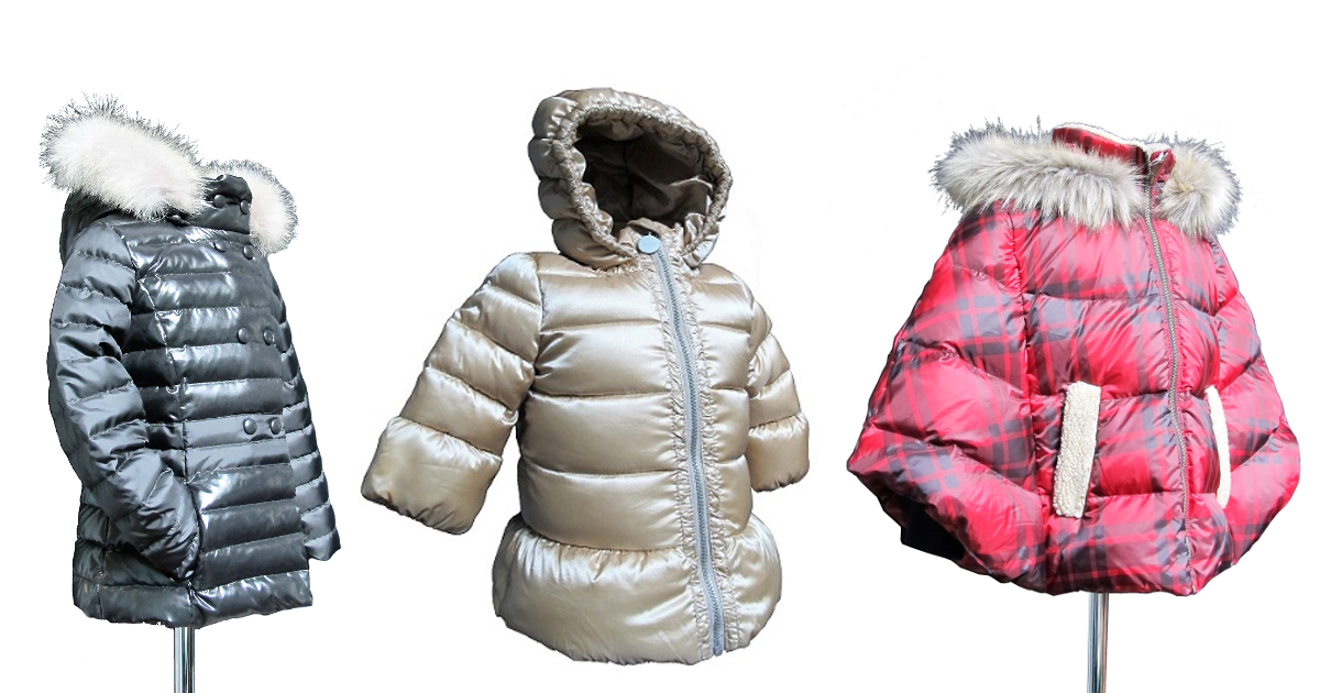 AK EUROPE JUNIOR DOWN JACKET BULK PRODUCTION COLLECTION PROTO