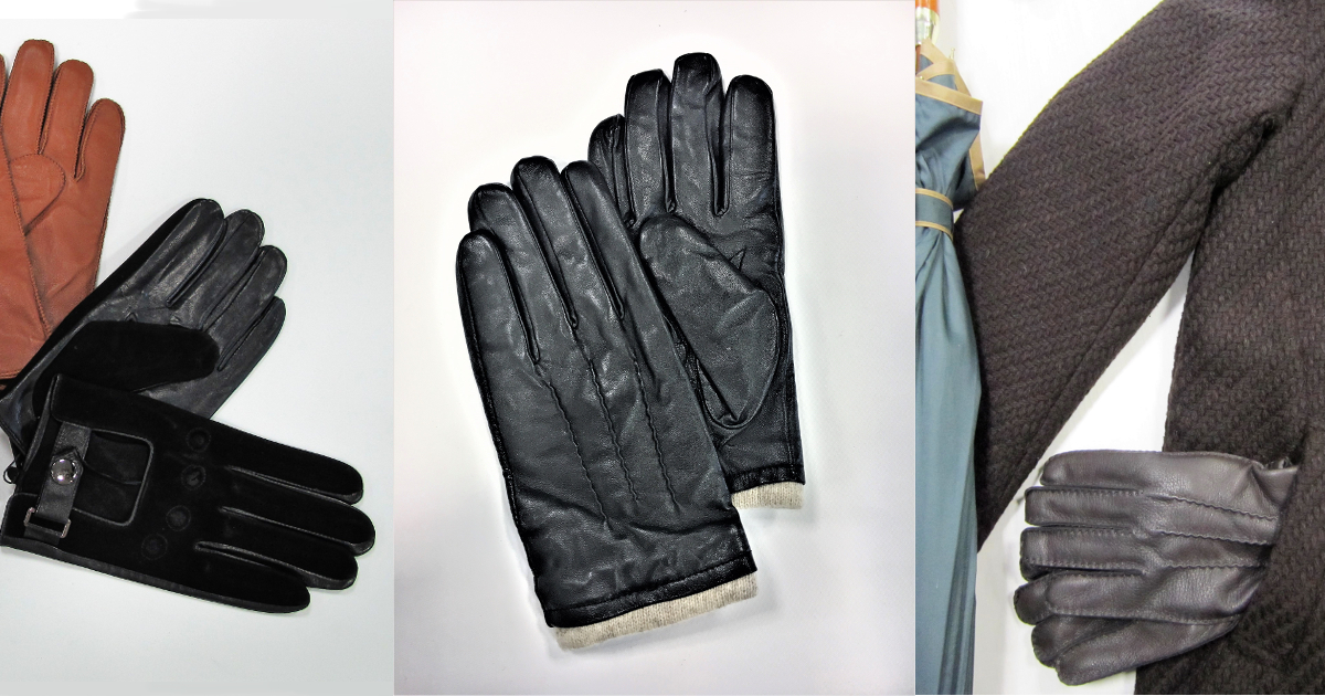 AK EUROPE LEATHER GLOVES