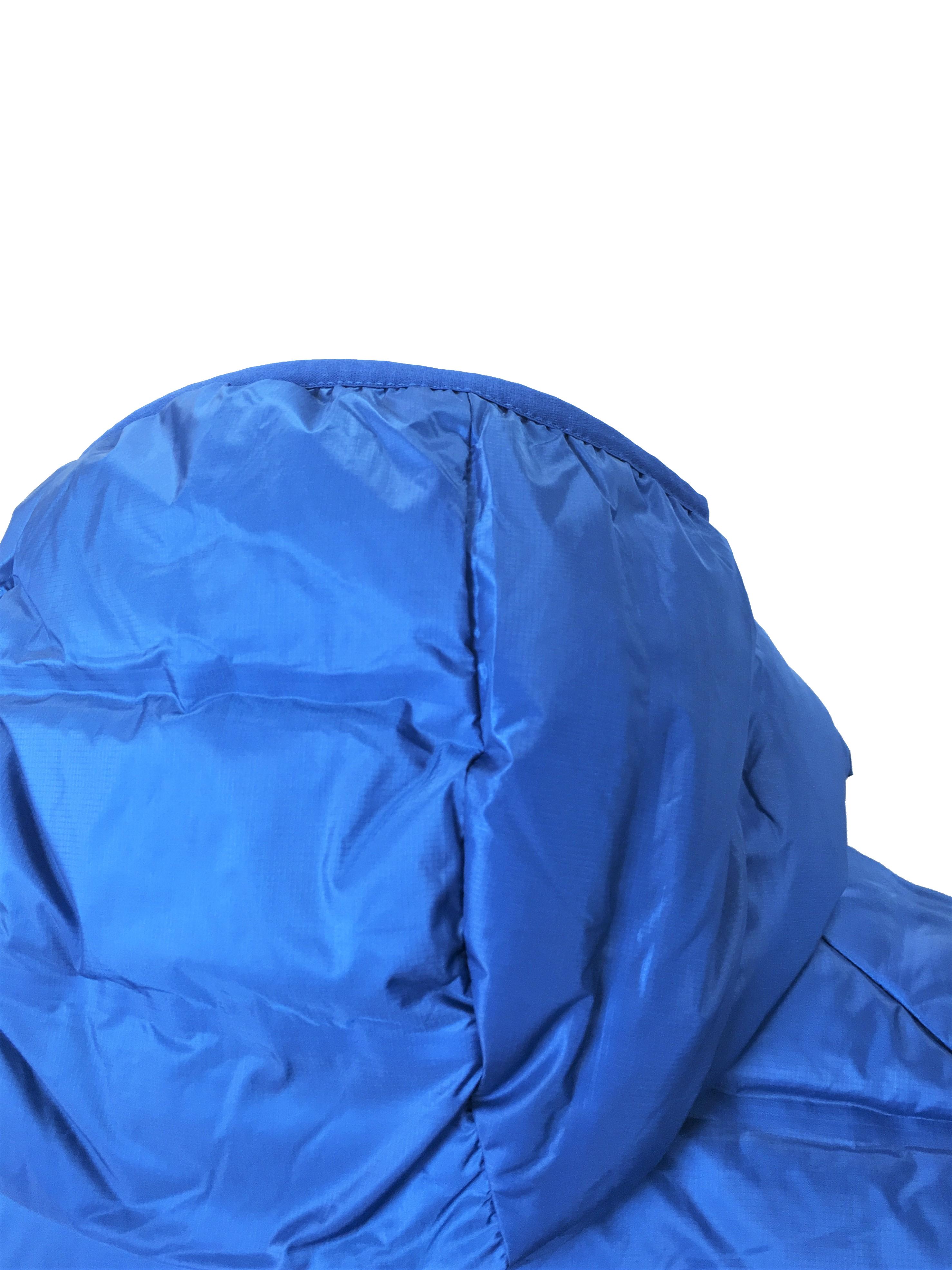 seamless down jacket