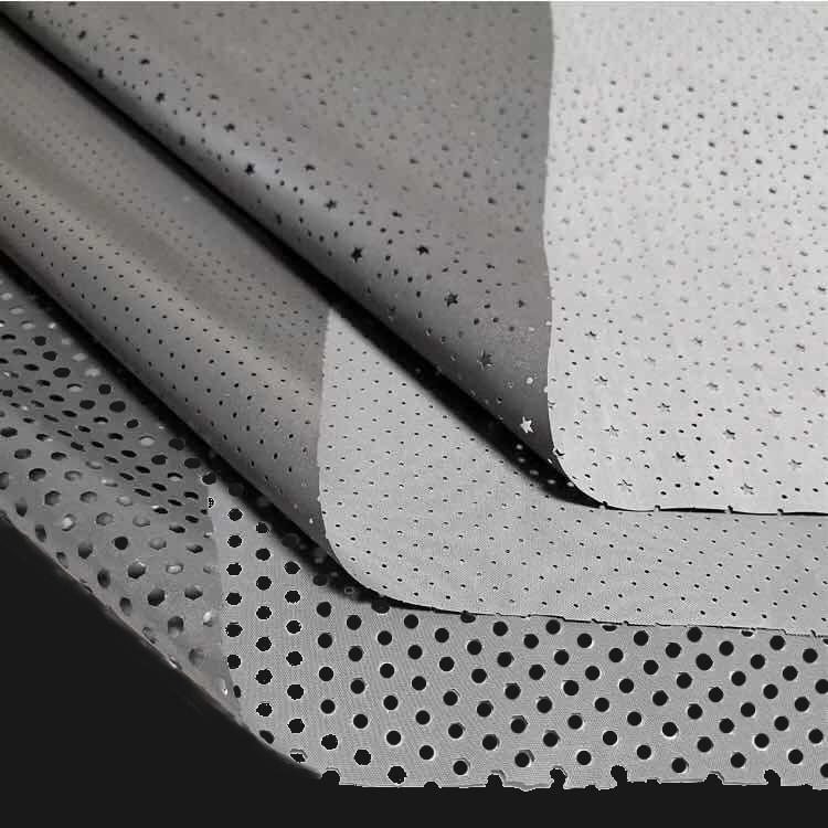 reflex fabric - tessuto riflettente